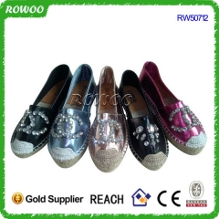 New style Espadrilles in china